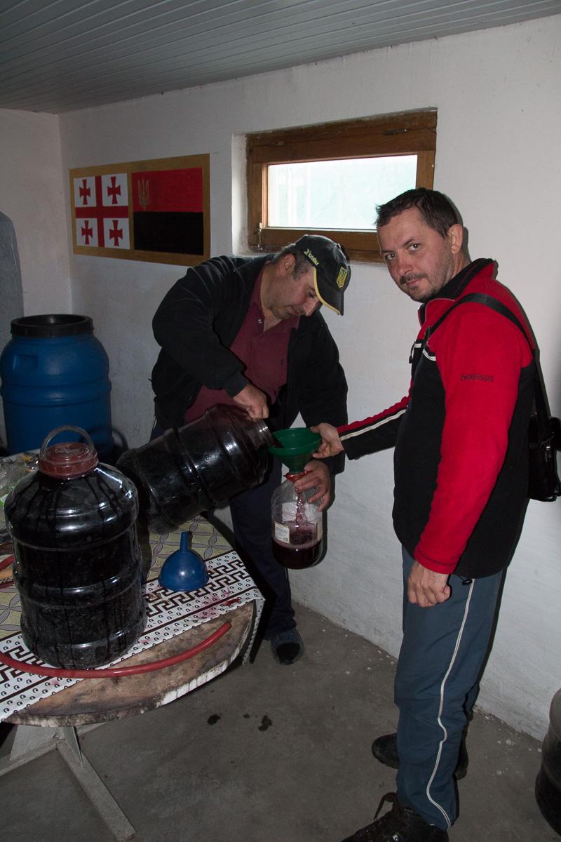 Вино и Нико