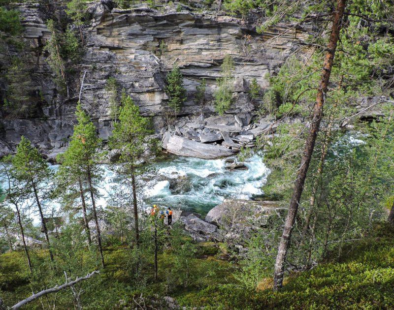 Где-то на реке Driva, секция Rafting (это тут для начинающих)