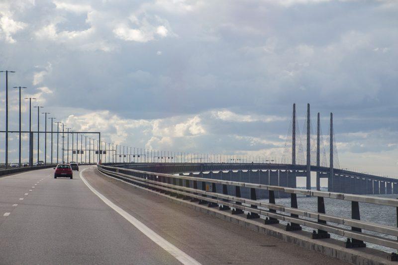 Из Швеции в Данию