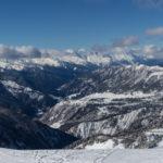 Панорама с Тетнульди, Сванетия