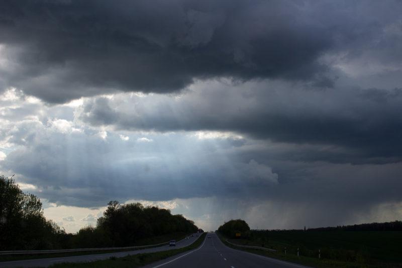 Сплав по Пруту Ворохта - Делятин. Свет в одну сторону, дождь в другую