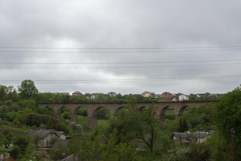 Виадук в Теребовле