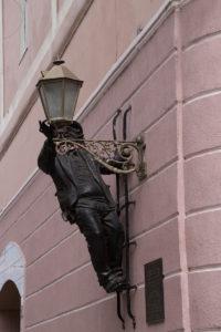 Тур по Закарпатью. Дядя Коля, зажигатель уличных фонарей