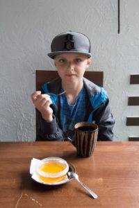 Тур по Закарпатью. Травяной чай с медом