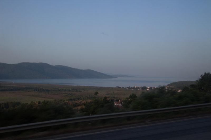 Турция. По пути из Мармариса в Памуккале