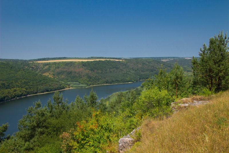 Отдых на реке Ушица. Каньон реки Ушица