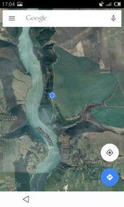 Отдых на реке Ушица. Были тут