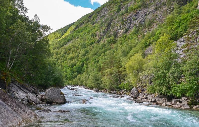 Ф.243. Река Грёва. Препятствие №3. Место страховки