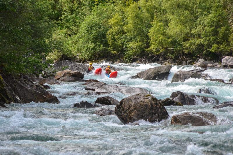 Ф.239–241. Река Грёва. Препятствие №3. Заходная часть