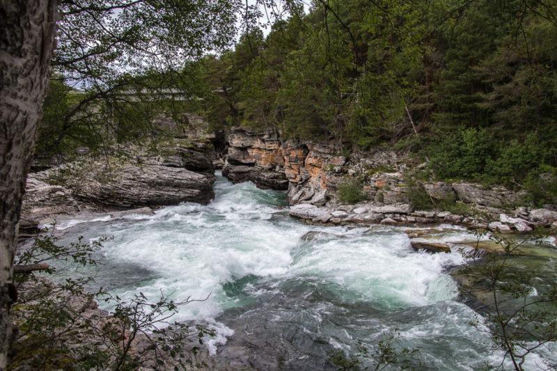 Ф.166. Река Дрива. Препятствие №19