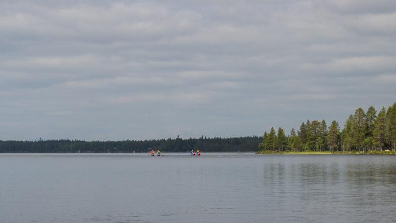 Ф.10. Идем через озеро