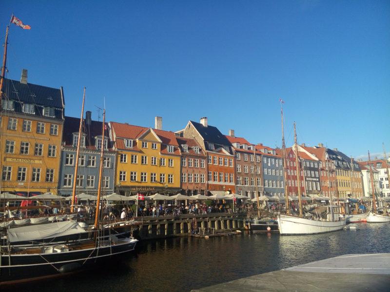 Ф.266–268. Прогулка по Копенгагену