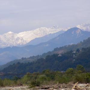 Кавказ с катамарана